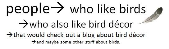 people who like bird decor 3