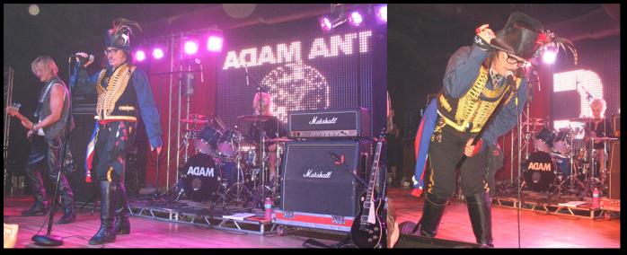 Adam Ant Concert 1
