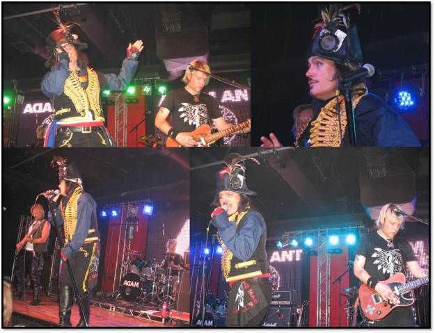 Adam Ant Concert 2