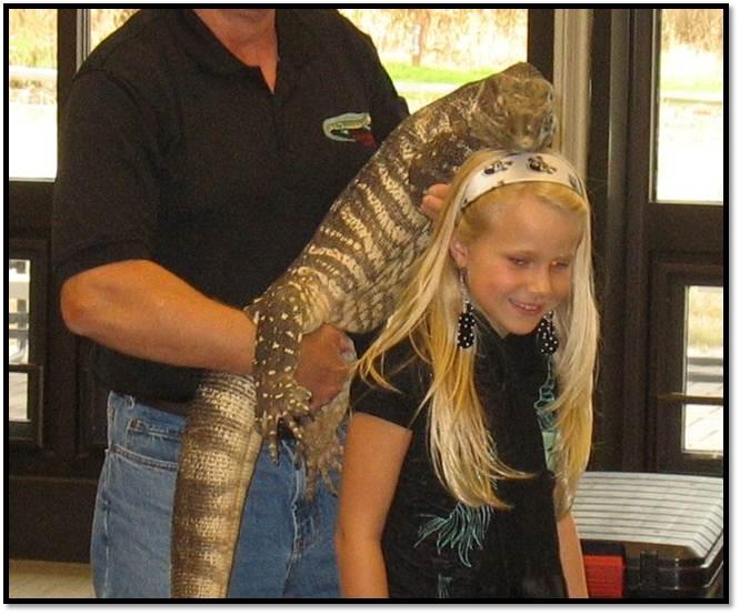 black throat monitor lizard_Godzilla_Jim Nesci