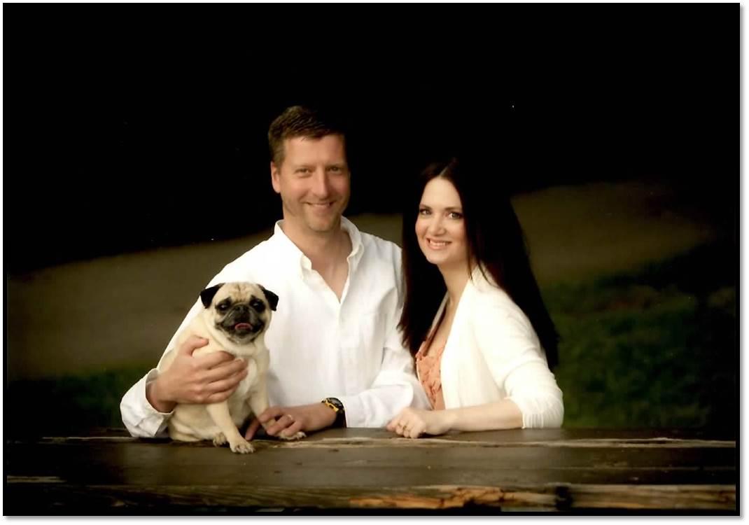 Joel Arden Peanut Zich Family Portrait